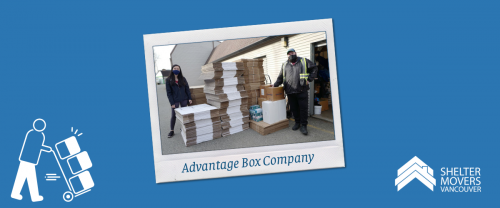 Advantage Box Company Header Image