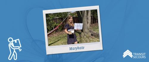 Volunteer Spotlight Marykate