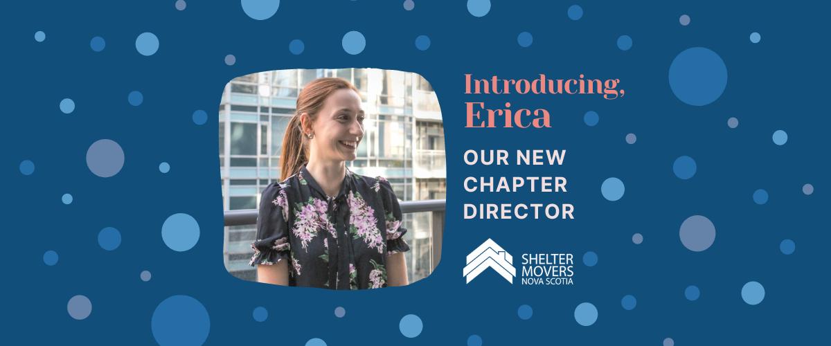 Nova Scotia Chapter Director Erica More
