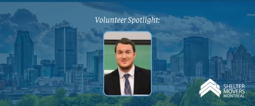 Volunteer Spotlight: Daniel
