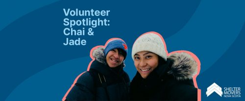 Volunteer Spotlight: Chai & Jade