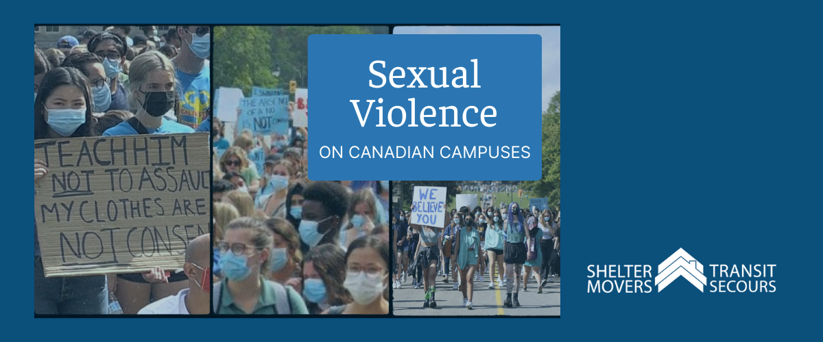 Sexual Violence on Canadian Campuses
