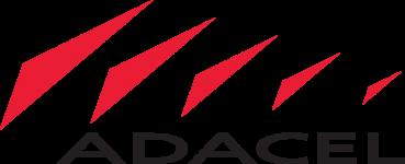 Adacel Logo - Black Text
